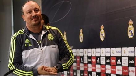 Real Madrid vs. Barcelona: Rafa Benítez tiene las horas contadas como DT