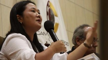 Denuncian aportes fantasmas a la campaña de Keiko Fujimori en 2011