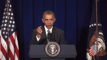 Obama califica al Estado Islámico de