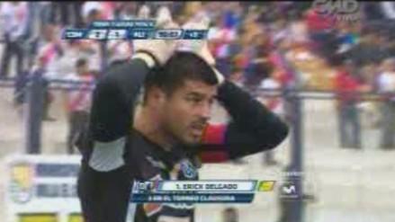 Deportivo Municipal: ¿Erick Delgado se dirigió a hinchas de Alianza Lima?