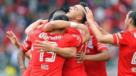 Christian Cueva: Toluca superó 3-1 a Monterrey y logró pase a la Libertadores