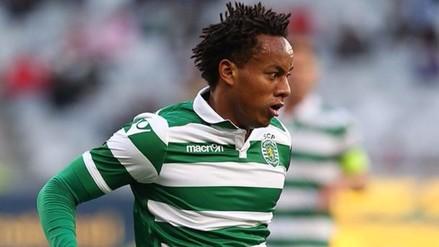Selección Peruana: ¿André Carrillo volverá a jugar por el Sporting de Lisboa?
