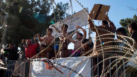 La OMS pide estudiar la necesidad de controles sanitarios para los refugiados