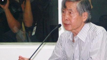 Alberto Fujimori: Fue internado por problemas en su presión arterial