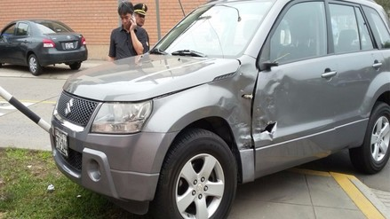 San Borja: vecinos piden semáforo en avenida por frecuentes accidentes