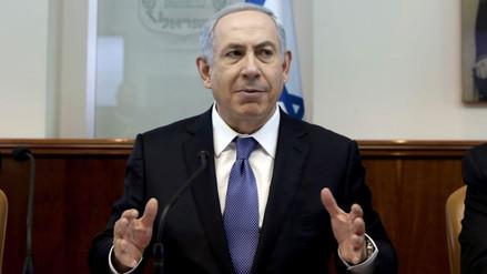 Netanyahu anuncia medidas para reforzar la seguridad en Cisjordania