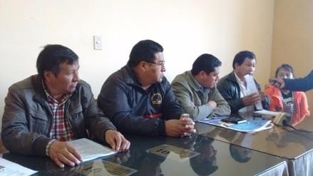 Organizaciones convocan a Movilización contra el proyecto minero conga