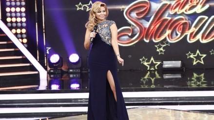 Gisela Valcárcel lideró el rating el último sábado