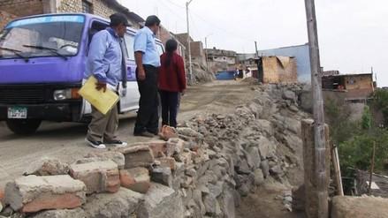El Niño: 650 familias serían afectadas por lluvias en El Porvenir