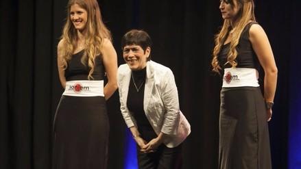Cecilia Barraza: premian su trayectoria artística