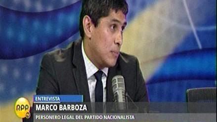 """Nacionalismo sobre caso Espinoza: """"Se intentó sorprender al partido"""""""