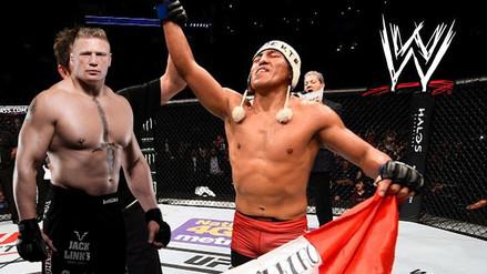 UFC: ¿Enrique Barzola podría dar el salto a la WWE en algún momento?