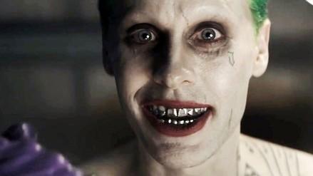 Jared Leto: para hacer de Joker pasó la noche en una celda