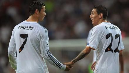 Real Madrid: ¿Di María adelantó fichaje de Cristiano Ronaldo por PSG?