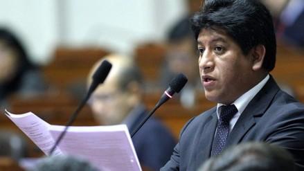 Josué Gutiérrez sobre renuncia de Espinoza: Creo que hay una doble moral