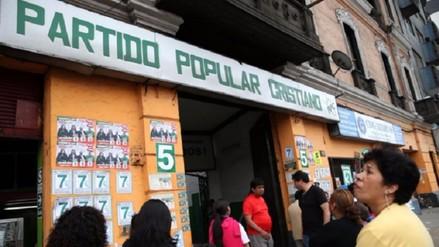 PPC: lista de Raúl Castro habría ganado secretaría de Lima Metropolitana