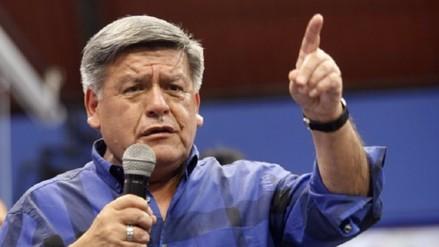 César Acuña confirma a Humberto Lay como parte de su plancha presidencial