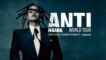 Rihanna: Nuevo disco 'Anti' no estará disponible en Spotify