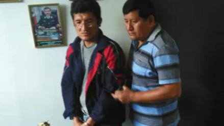 Capturan a sujeto que repartía a delivery droga en mototaxi
