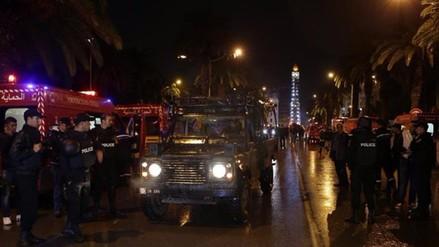 Al menos doce muertos en atentado en Túnez