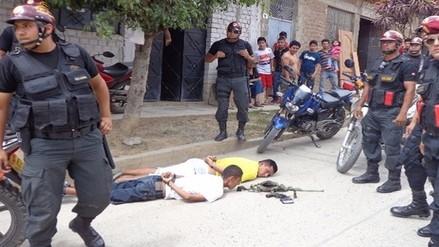 Comisaría de JLO detuvo a más de 400 personas requisitoriadas