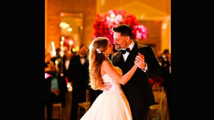 Instagram: Lo que no se vio de la boda de Sofía Vergara