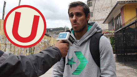 Universitario de Deportes: Carlos Orejuela sueña hacer dupla con Raúl Ruidíaz