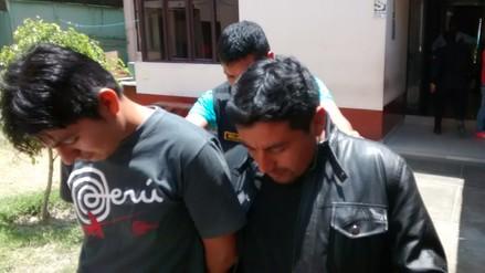 Chimbote: sujeto muerde la mano de un efectivo policial para evitar detención