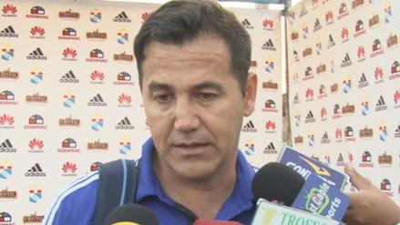 Sporting Cristal: Daniel Ahmed pasó la página y afirmó que quedan dos finales