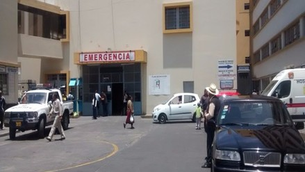 Arequipa: delincuentes atacan con ladrillo a vigilante