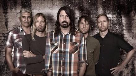 Foo Fighters estrena 5 temas dedicados a víctimas de París