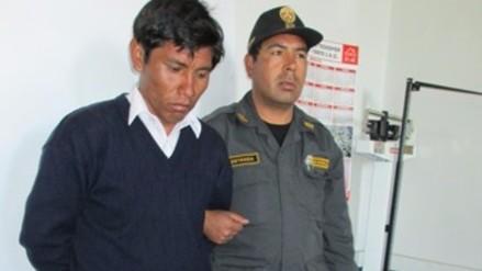 Yunguyo: la policía captura a presunto violador de niña de ocho años