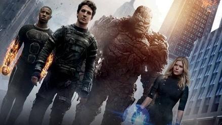 Los 4 Fantásticos: Fox habría cancelado secuela