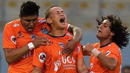 César Vallejo venció 4-2 a Sport Loreto y mantiene a Cienciano con vida