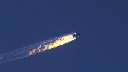 Piloto ruso sobreviviente: