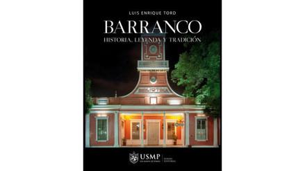 Presentarán libro que  rinde homenaje al distrito de Barranco