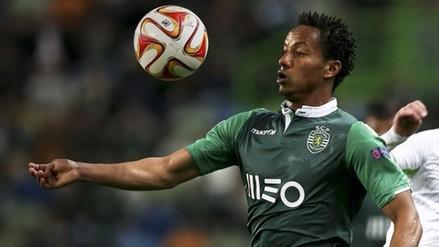 André Carrillo: DT en Sporting Lisboa se libra de culpa por su ausencia