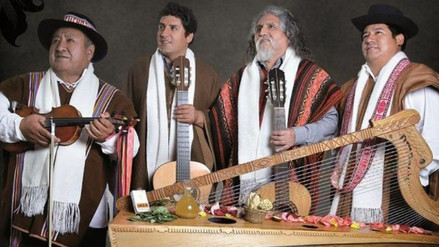 Manuelcha Prado presenta álbum Vidallay vida