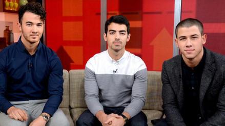 Los Jonas Brothers no descartan volver a los escenarios
