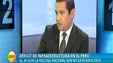Sugieren implementar un Plan Nacional de Infraestructura