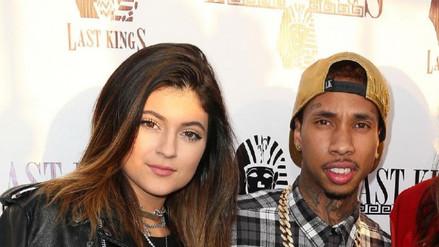 Kylie Jenner rompió el silencio sobre su supuesto embarazo