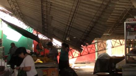 Comerciantes de mercadito de Atusparias piden apoyo de las autoridades