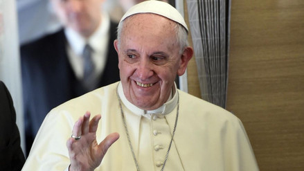 """Papa Francisco: """"Lo único que me preocupa son los mosquitos"""""""