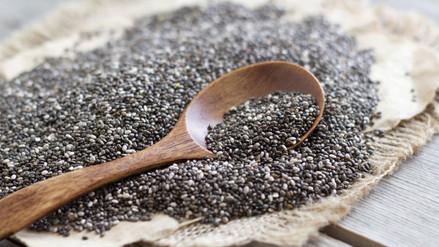 Semillas de chía para bajar de peso y contra la diabetes