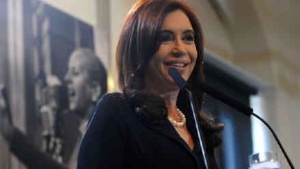 Cristina Fernández contribuirá a la gobernabilidad argentina