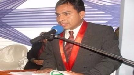 Gerente de Imagen Institucional presentará su carta de renuncia irrevocable al cargo