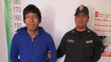 Yunguyo: detienen a sujeto que abusó sexualmente de dos niñas