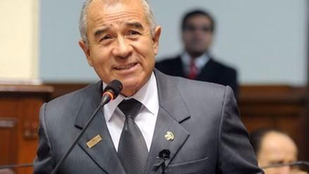 Rondón a Gana Perú: Tengo muy claro qué es el respeto al debido proceso