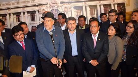 Gana Perú pide censura de Rondón por hacer pública información reservada