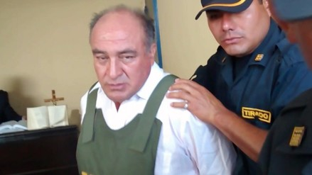 Por huelga judicial no se desarrolló audiencia de Roberto Torres